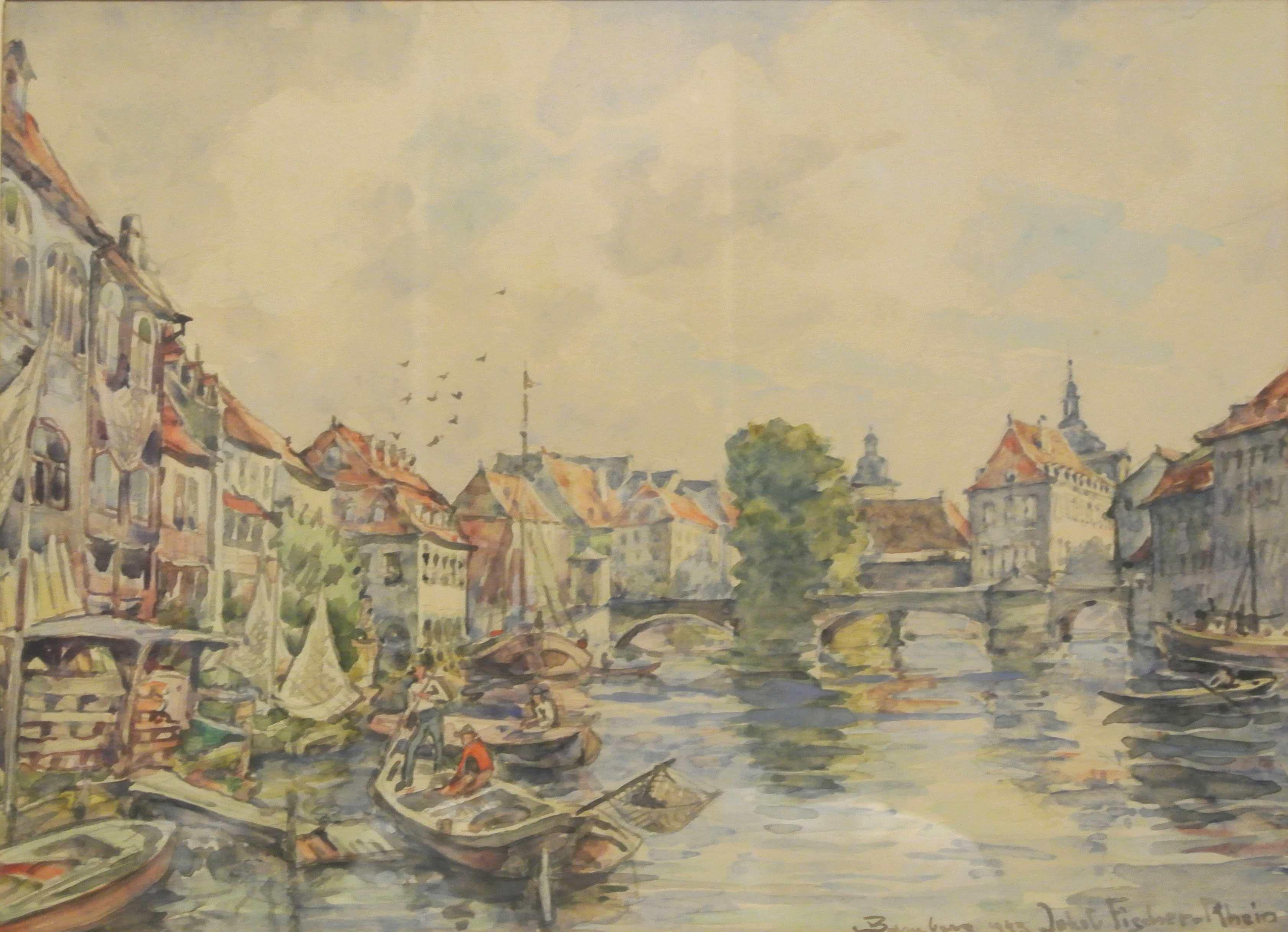 Bamberg, 1949, für vergrößerte Ansicht anklicken!