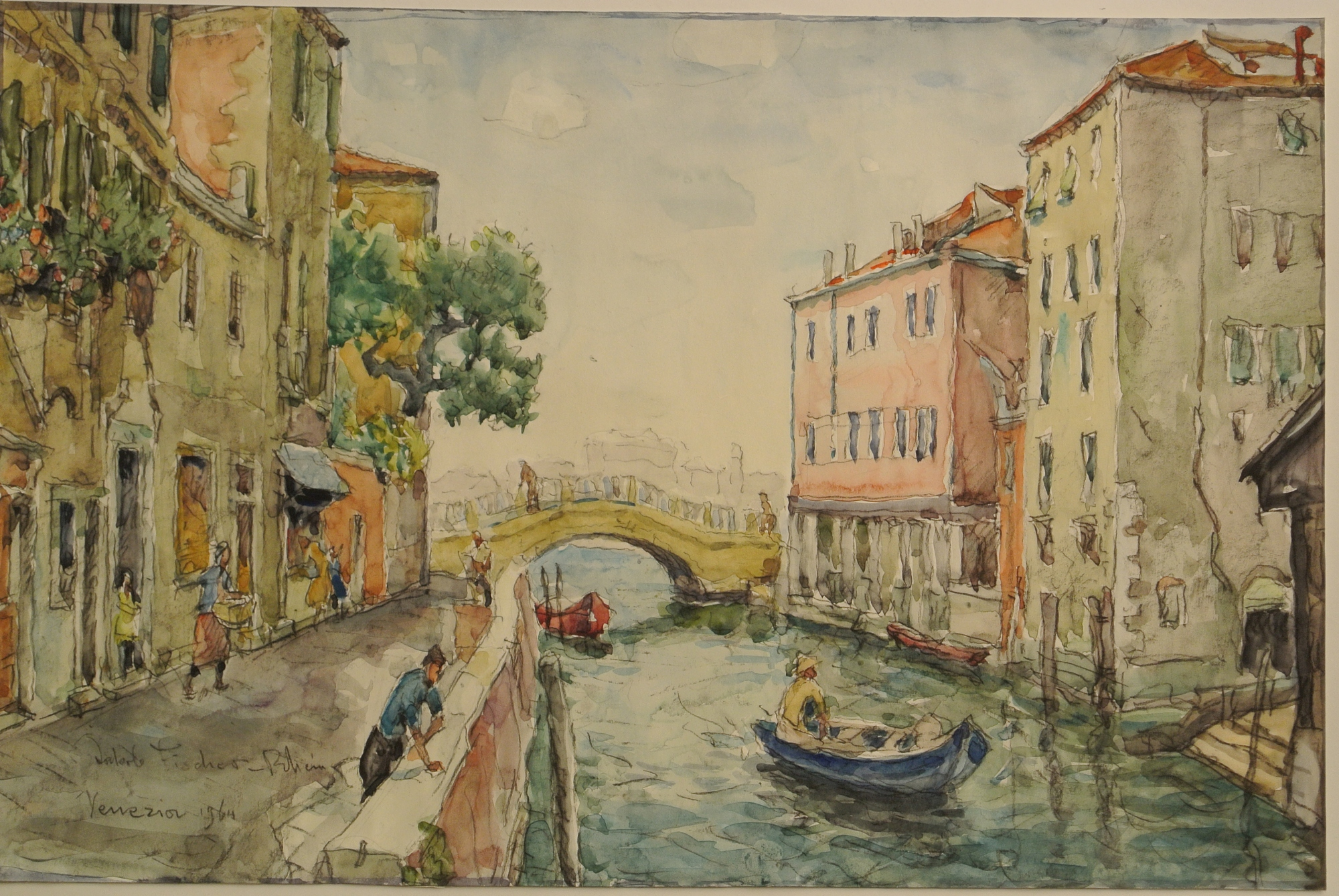 Venedig1964, für vergrößerte Ansicht anklicken!